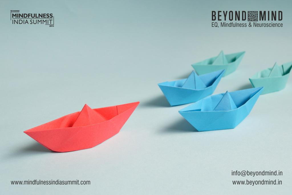 Manish Behl Mindfulness India Summit , Mumbai , Leadership Emotional intelligence