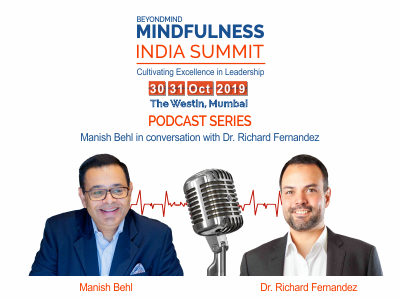 Creativity and Performance in Organisations – Manish Behl in conversation with Dr Richard Fernandez CEO of SIYLI