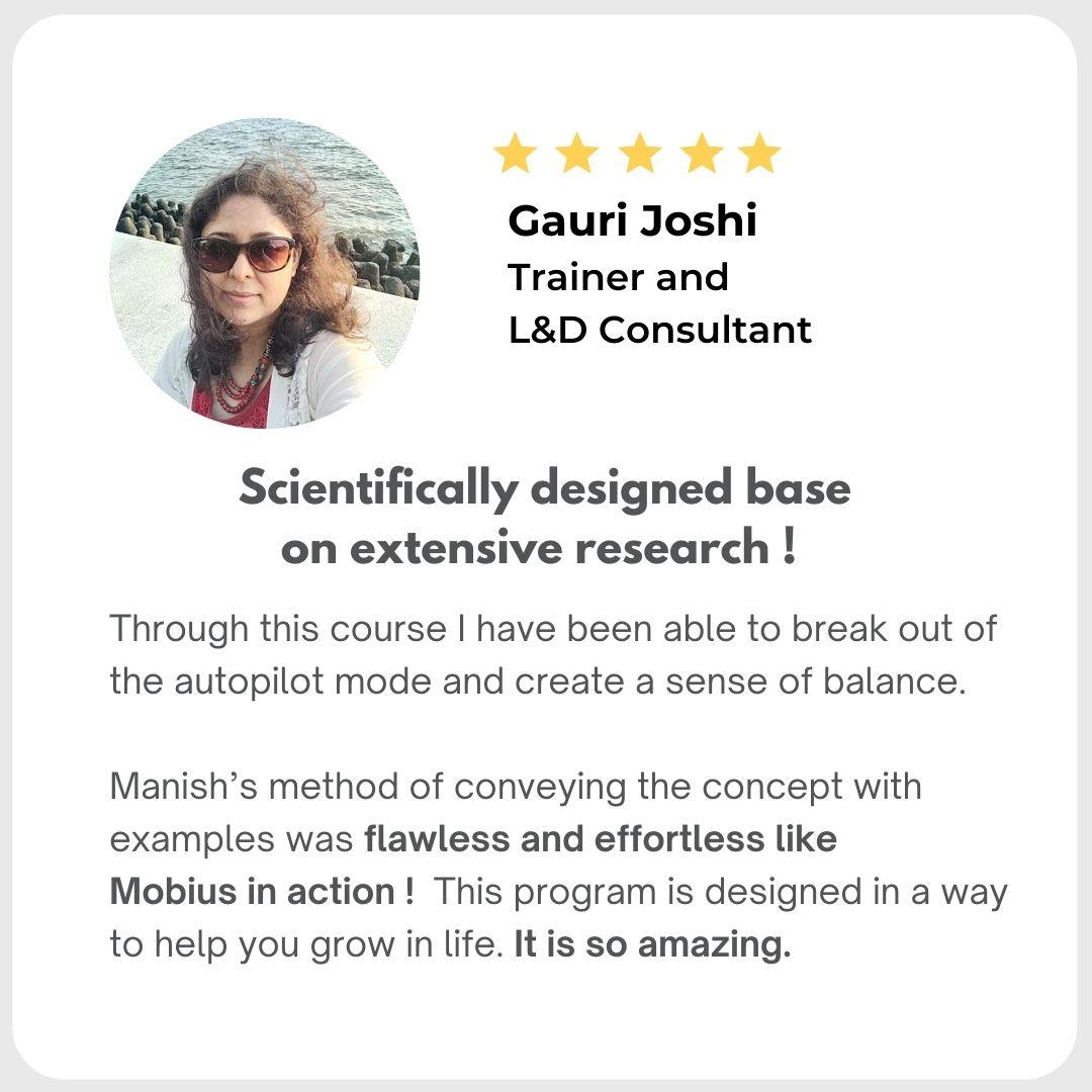 Gauri Joshi