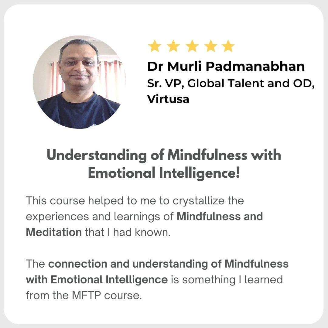 Mindfulness Foundation Trainer Program