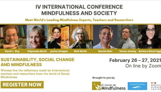 INTERNATIONAL CONFERENCE MINDFULNESS AND SOCIETY