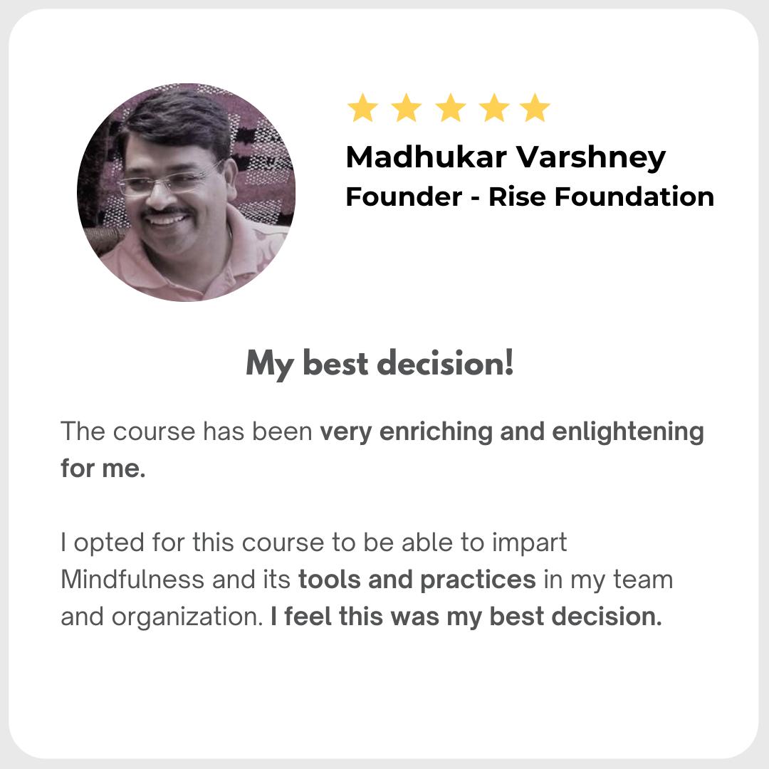 Madhukar Varshney